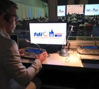 INTONATIONS à l'oeuvre lors de l'Assemblée générale de la FDI